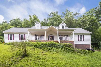 Rocky Top Single Family Home For Sale: 221 Dabney Lane