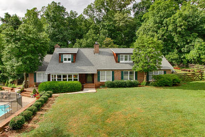 Knoxville Single Family Home For Sale: 9027 Hunter Valley Lane