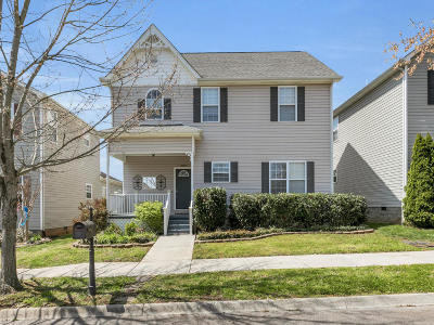 Blount County, Loudon County, Monroe County Single Family Home For Sale: 3005 Franklin Ave