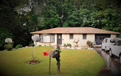Pigeon Forge TN Single Family Home For Sale: $220,000