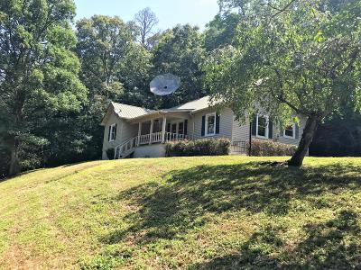 Powell Single Family Home For Sale: 1936 E Brushy Valley Rd