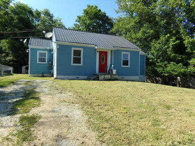 Lafollette Single Family Home For Sale: 213 Linden Ave