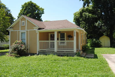 Knoxville Single Family Home For Sale: 2509 Pershing St