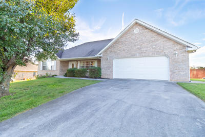 Maryville Single Family Home For Sale: 3504 Brandon Lee Drive