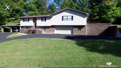 New Tazewell Single Family Home For Sale: 612 Harmon Rd