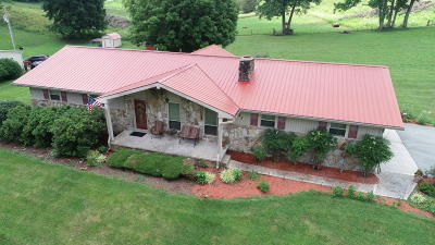 Tazewell TN Single Family Home For Sale: $199,900