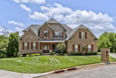 Knoxville Single Family Home For Sale: 1834 Botsford Drive