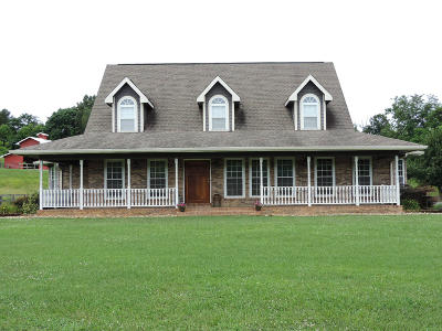 Hamblen County Single Family Home For Sale: 1588 Beacon Rd