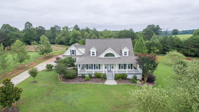 Loudon Single Family Home For Sale: 6625 Riverview Golf Drive