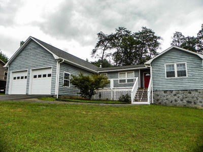Pigeon Forge Single Family Home For Sale: 3619 Singing Pines Rd