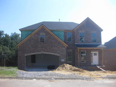 Knoxville Single Family Home For Sale: 8610 Oxford Drive