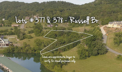 Residential Lots & Land For Sale: Lot 377 & 378 Russell Br