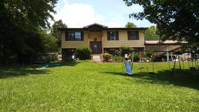 Oliver Springs Single Family Home For Sale: 640 Sleepy Hollow Road Rd