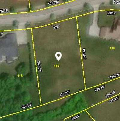 Oak Ridge Residential Lots & Land For Sale: 125 Northberry West Rd #Lot 117
