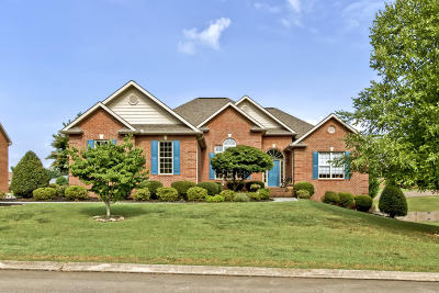 Maryville Single Family Home For Sale: 2615 Creekstone Circle
