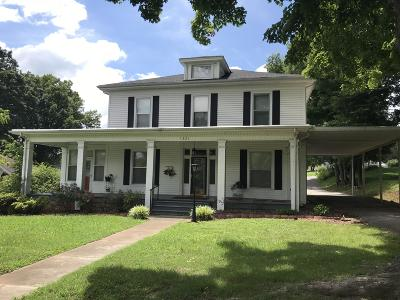 Sweetwater Single Family Home For Sale: 1221 N Main St