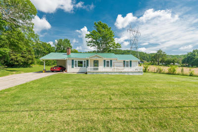 Lenoir City Single Family Home For Sale: 1055 Hines Valley Rd
