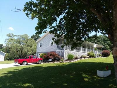 Lafollette Single Family Home For Sale: 286 Lewis White Lane