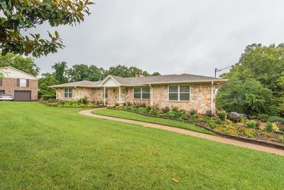 Knoxville Single Family Home For Sale: 9627 Tunbridge Lane