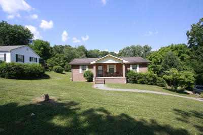 Powell Single Family Home For Sale: 8116 Harmon Rd