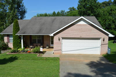 Maryville Single Family Home For Sale: 1211 Clendenen Rd