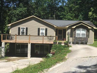 Lafollette Single Family Home For Sale: 173 Twin Gate Lane