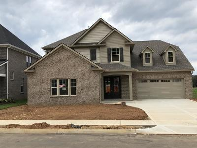 Knoxville Single Family Home For Sale: Lot 192 English Ivy Lane