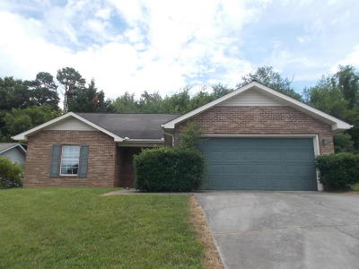 Maryville Single Family Home For Sale: 708 Shane Drive