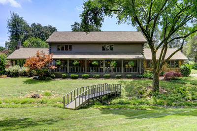 Knoxville Single Family Home For Sale: 413 Augusta National Way