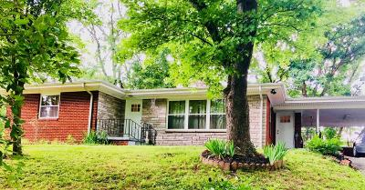 Maryville Single Family Home For Sale: 2813 Thomas Drive