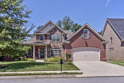 Knoxville Single Family Home For Sale: 1127 Whisper Trace Lane