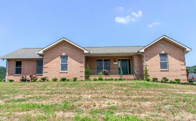 Knoxville Single Family Home For Sale: 2329 Clover Vine Rd