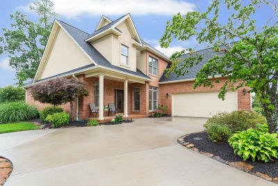 Lenoir City Single Family Home For Sale: 125 Valleyview Drive