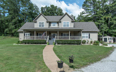Knoxville Single Family Home For Sale: 2838 Swafford Rd