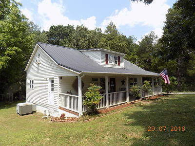Clinton Single Family Home For Sale: 1051 Mountain Rd