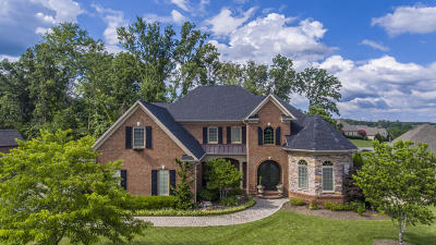 Loudon County Single Family Home For Sale: 120 Fountainhead Court