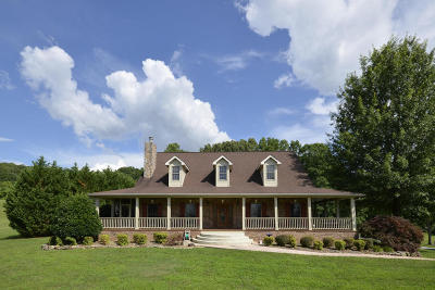 Friendsville Single Family Home For Sale: 3645 Morning Dew Drive