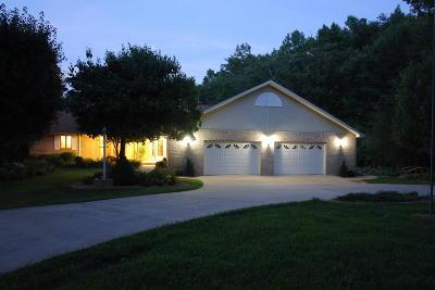 Single Family Home For Sale: 334 Deer Creek Drive