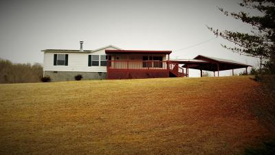 Speedwell TN Single Family Home For Sale: $95,000