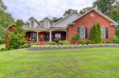 Knoxville Single Family Home For Sale: 6230 Oak Tree Lane