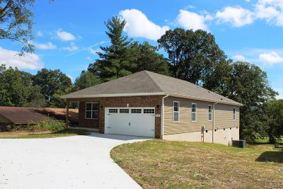 Maryville Single Family Home For Sale: 514 Strawberry Ave