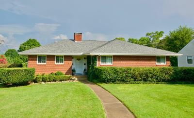 Maryville Single Family Home For Sale: 1616 Linda Lane