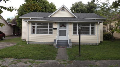 Middlesboro Single Family Home For Sale: 711 Gloucester Ave