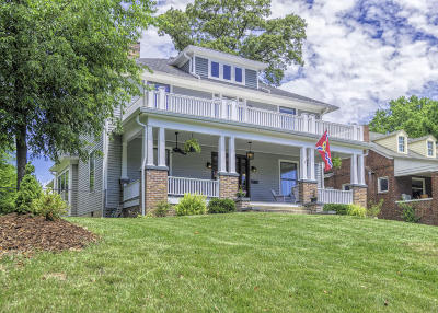 Knoxville Single Family Home For Sale: 311 E Scott Ave