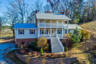 Loudon Single Family Home For Sale: 7619 Hotchkiss Valley Rd