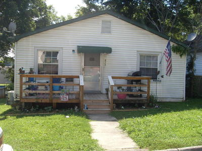 Maryville Single Family Home For Sale: 813 Walnut St