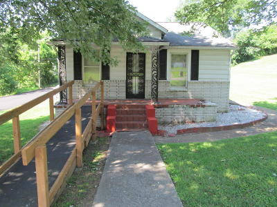 Single Family Home For Sale: 3401 Gap Rd