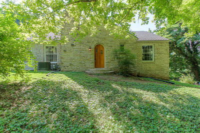 Knoxville Single Family Home For Sale: 106 Stonewall Drive