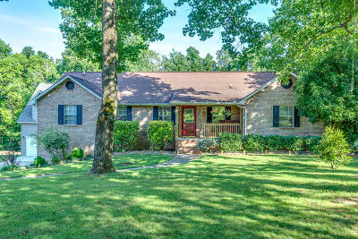 Knoxville Single Family Home For Sale: 5021 Marvel Lane