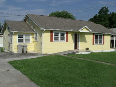 Vonore Single Family Home For Sale: 305 Hill St
